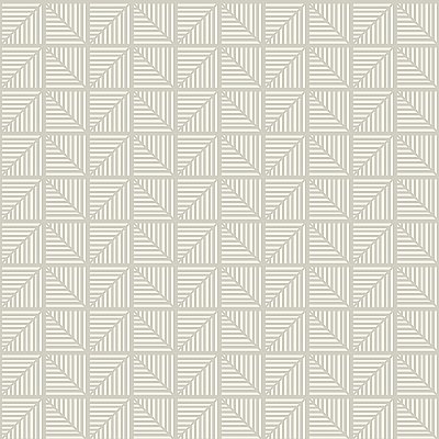 Ashford House Archer Wallpaper - Gray