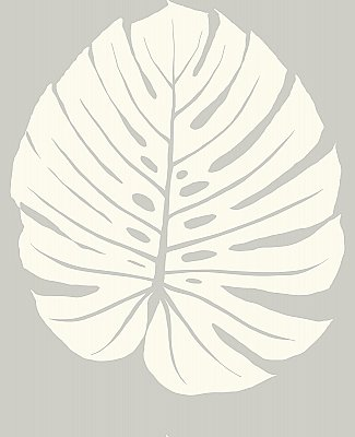 Bali Leaf Wallpaper
