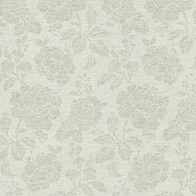 Sloane Fog Rose Trail Wallpaper
