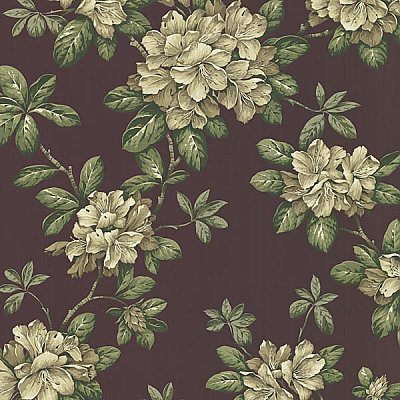 Bree Plum Lily Trail Wallpaper