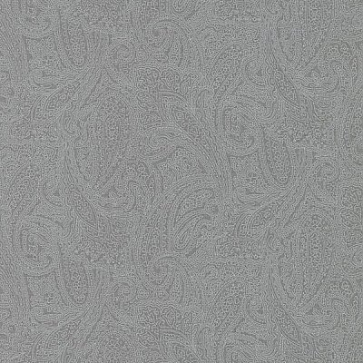 Finola Charcoal Paisley Wallpaper