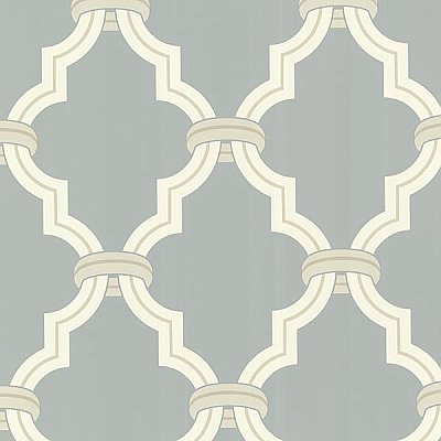 Byrne Sky Ironwork Wallpaper