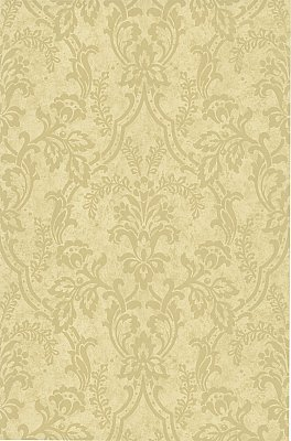 Andrea Ale Ornate Ogee Wallpaper
