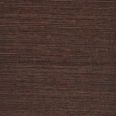 Aubrey Merlot Grasscloth Wallpaper