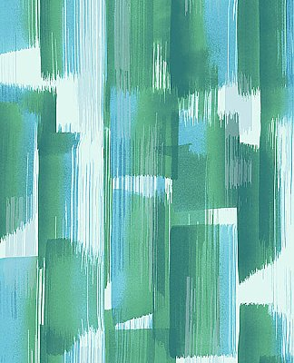 Vilgot Green Abstract Wallpaper