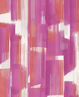 Vilgot Pink Abstract Wallpaper