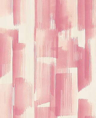 Vilgot Blush Abstract Wallpaper