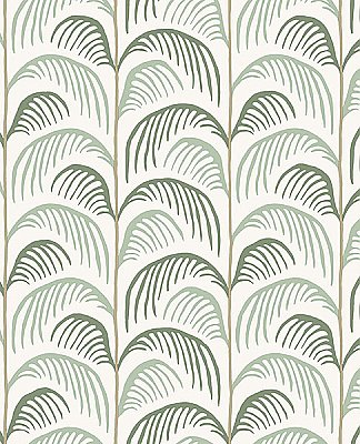 Altruria Green Tree Wallpaper