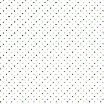 Lilli Brown Happy Dots Wallpaper