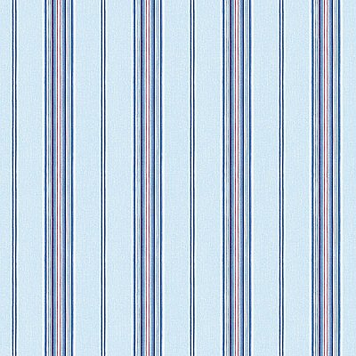 Kylie Navy Cabin Stripe Wallpaper