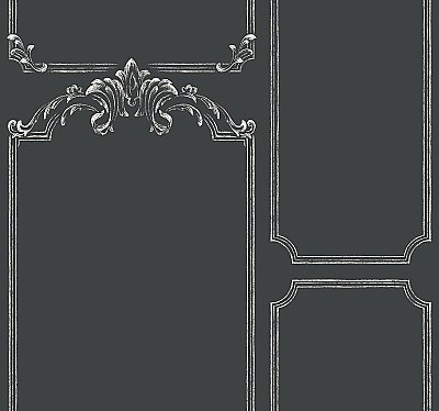 Magnolia Home Chalkboard Removable Wallpaper