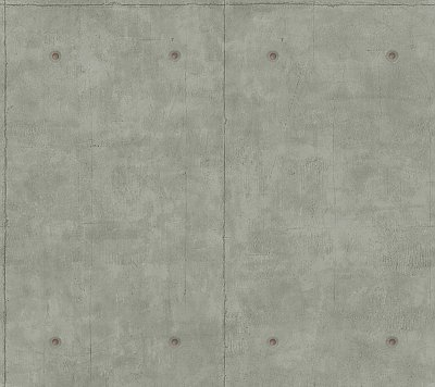 Magnolia Home Concrete Removable Wallpaper