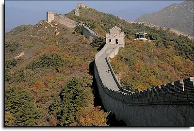 GREAT WALL OF CHINA Paste the Wall Mural by Brewster 99077