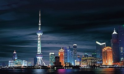 Shanghai Wall Mural MP4891M by York