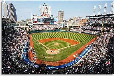 Cleveland Indians/Jacobs Field Mural MSMLB-CI-CDS12005S