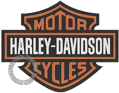 Harley Bar & Shield Mural Hot Deal