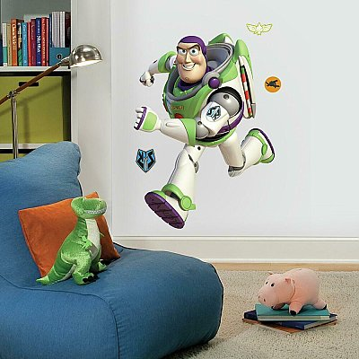 Disney And Pixar Toy Story 4  Buzz Lightyear Giant