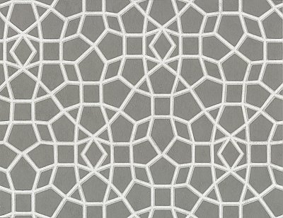 Sculptural Web Wallpaper