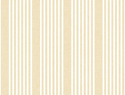 French Linen Stripe Wallpaper