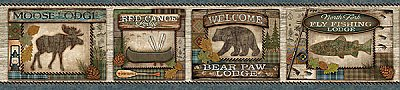 Tugalo Blue Bear Paw Lodge Border
