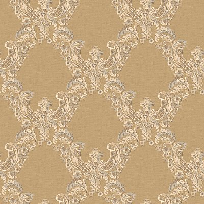 Arlington 2 Color Trellis Wallpaper