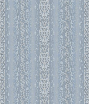 Damask Stripe  Wallpaper