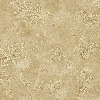 Jacobean Trail Wallpaper