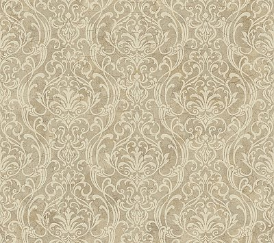 Delicate Damask Wallpaper
