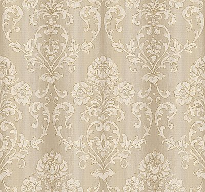 Ombre Damask Wallpaper