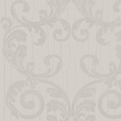 Pleat Medallion Wallpaper
