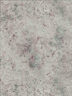 Mineral Deposit Wallpaper - Purple/Teal