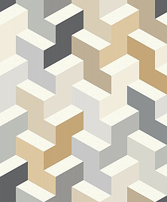 The Right Angle Wallpaper - Neutral