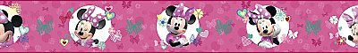 Disney Minnie Mouse Border
