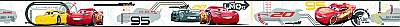 Disney Pixar Cars 3 Border