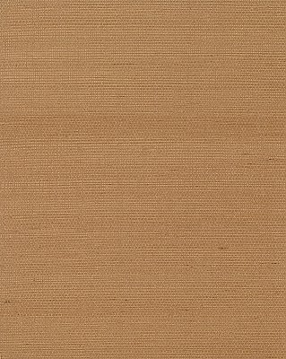 Plain Grass Sisal Wallpaper