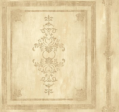 Architectural Panel Wallpaper