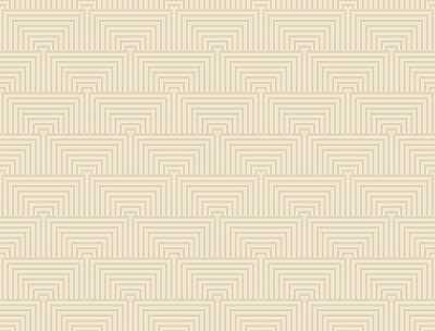 Kinetic Wallpaper - Beige W/Iridescent