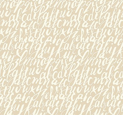 Chateau Wallpaper - Beige