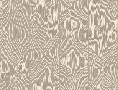 Springwood Wallpaper - Taupe