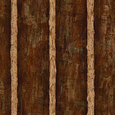 Log Sidewall Wallpaper