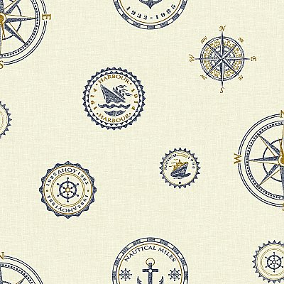 Nautical Spot Wallpaper
