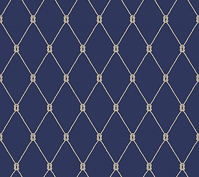 Knot Trellis Wallpaper