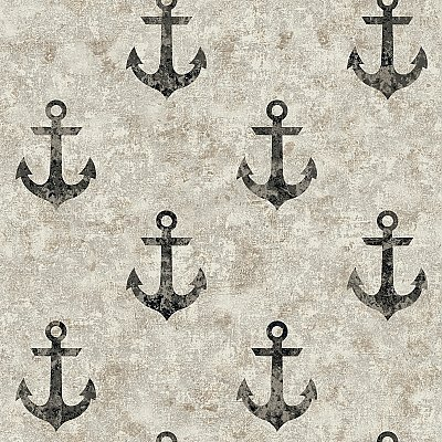 Anchor Away Wallpaper