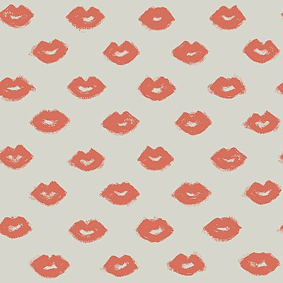 Femme Fatale Removable Wallpaper