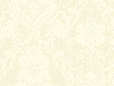 Formal Lacey Damask Wallpaper