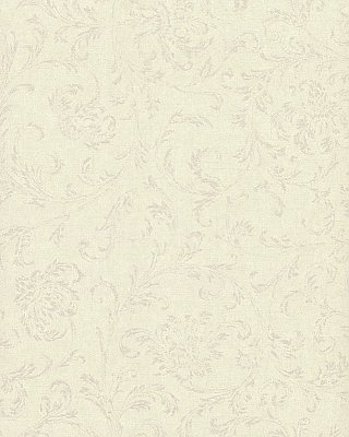 Delicate Scroll Wallpaper