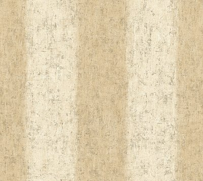 Batik Ogee Stripe Wallpaper