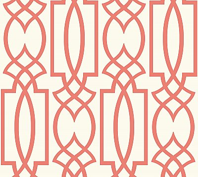 Large Lattice Wallpaper