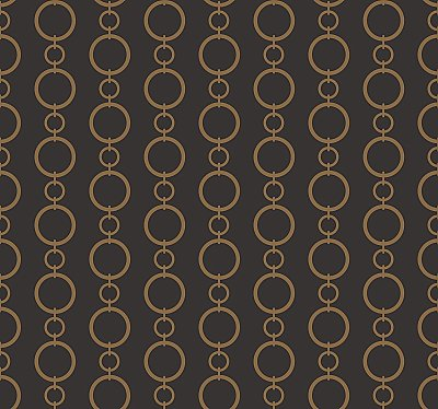 Chain Stripe Wallpaper