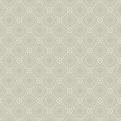 Monroe Medallion Removable Wallpaper